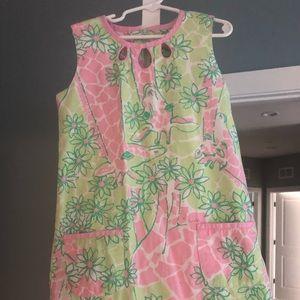 Lily Pulitzer girls dress
